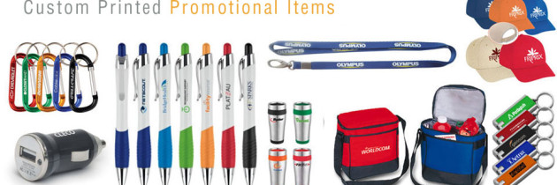 Promotional Items Slide