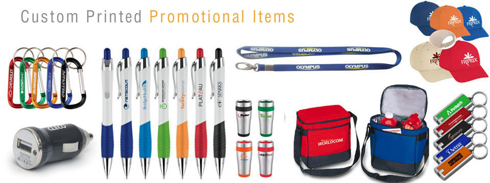 Promotional Items Slide